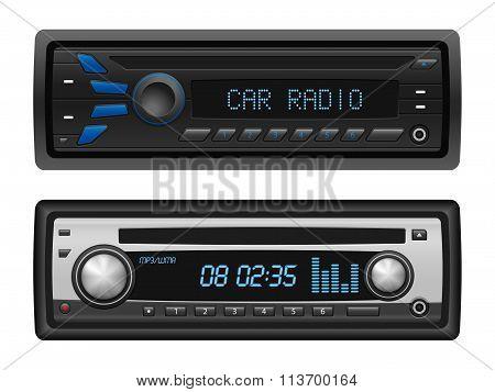 Car Radio Set