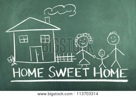 Home Sweet Home and Family