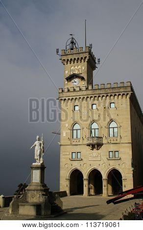 Residence San Marino Parliament