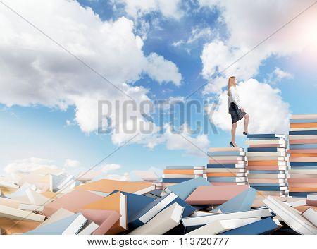 Getting Knowledge Through Books