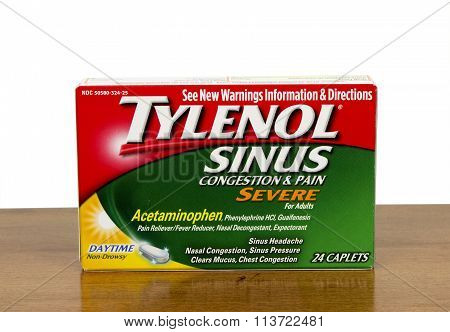 Tylenol Sinus Medication