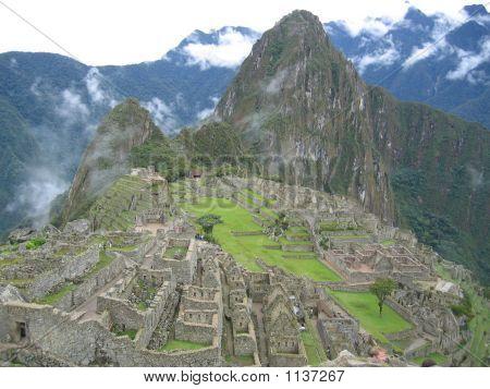Picchu, Peru