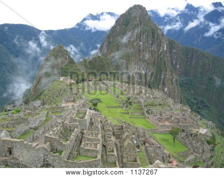 Picchu, Perú