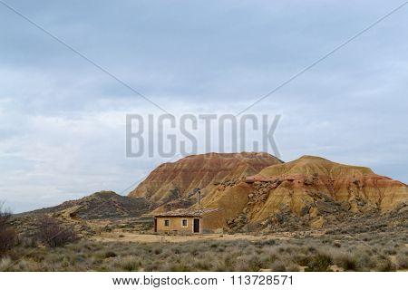 House In Bardenas