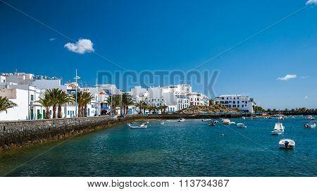 Charco de San Gines, Arrecife, Lanzarote, Canary Islands