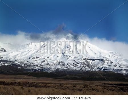 Monte Ruapehu