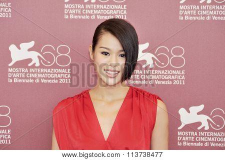 Actress Wu Hang Yee