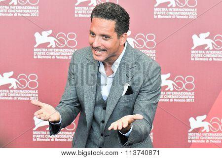 Actor Giuseppe Fiorello