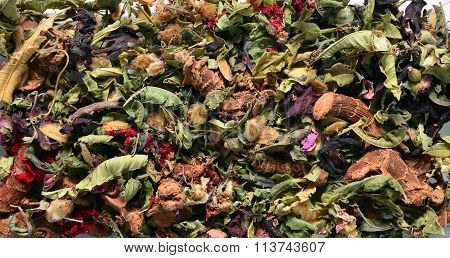 Berber Tea Background