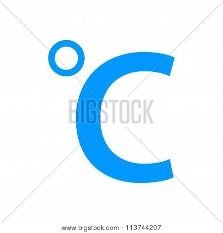 Celsius Vector Icon