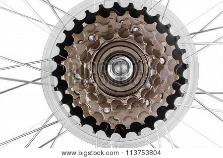 Bicycle Transmission Gears
