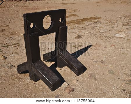 Torture device replica