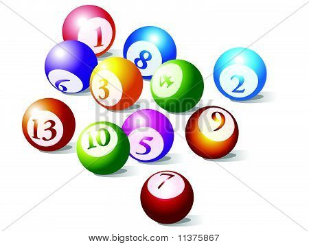pool balls composition