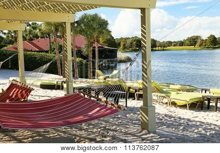 Waterfront Relaxation