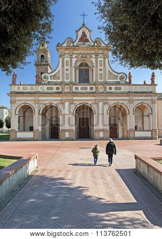 Santa Verdiana Sanctuary