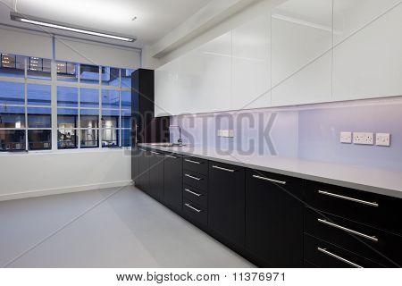 Workplace Kitchen