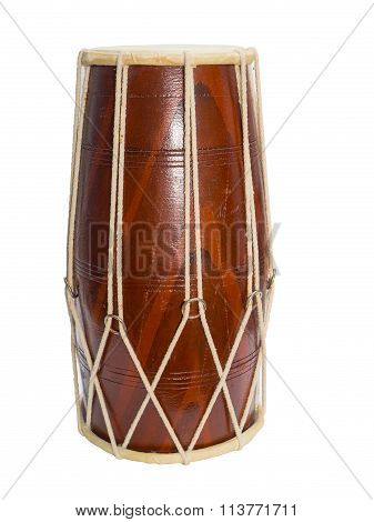 Traditional Indian Drum