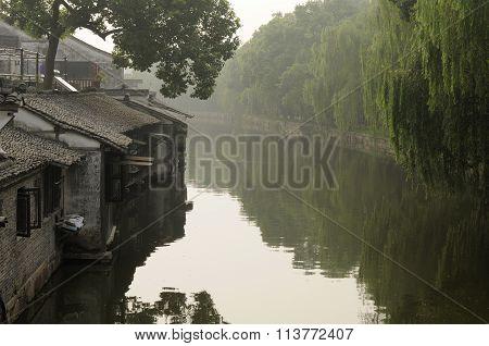 Wuzhen China Morning View
