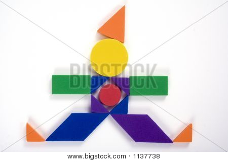 Geometric Clown