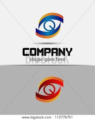 PLetter Q logo