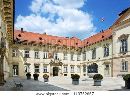 New Town Hall, Town Brno, Moravia, Czech Republic, Europe