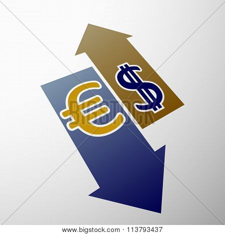 Dollar And Euro