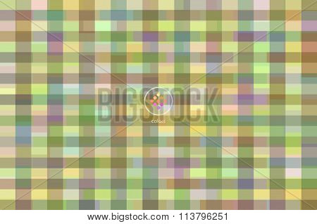 textile colored swatches