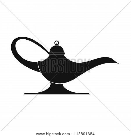 Middle east oil lamp
