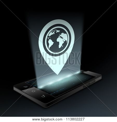 Icon Marker Navigation