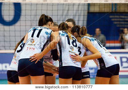 Kazan Team Timeout