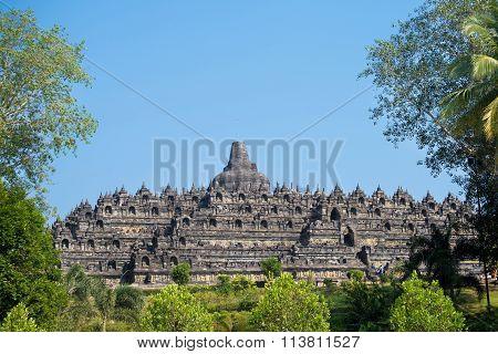 Borobudur, A Unesco World Heritage Site