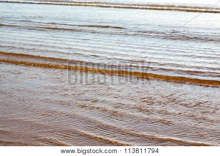 Abstract In Morocco  Sea Africa Ocean Wave And   Red