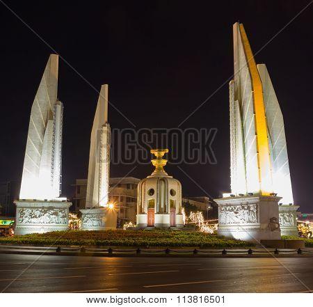 Thai democracy Monument