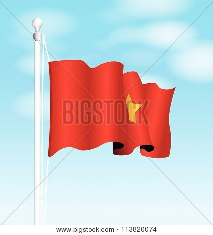 vietnam national flag