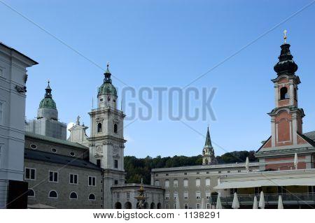 Mozart Square