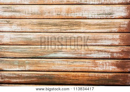 Brown Wooden Wall.