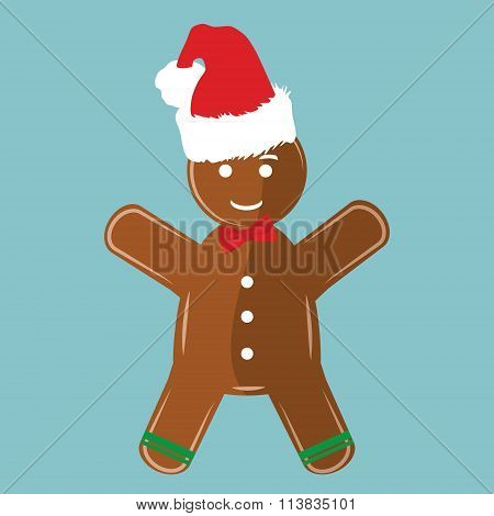 Cookie Man From Gingerbread