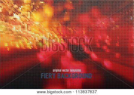 red fiery fest