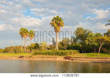 Park in Tel Aviv