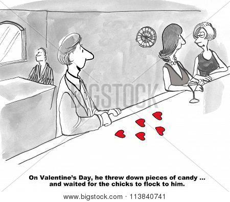 Hopeful on Valentine's Day