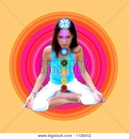 Meditación - 7 Chakras
