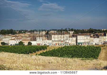 Blaye (aquitaine, France)