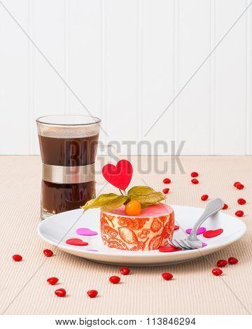 Special Valentines Dessert