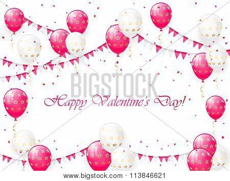 Valentines Balloons