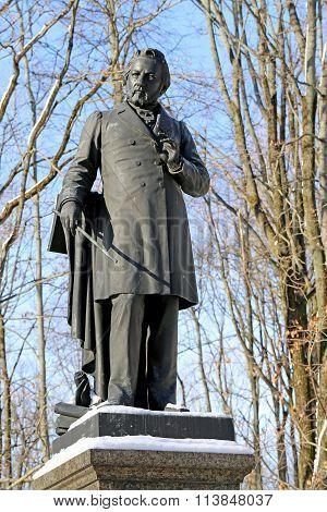 Composer Mikhail Ivanovich Glinka