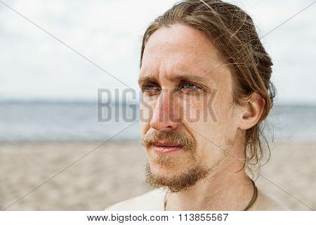 Portrait Of A Brutal Man