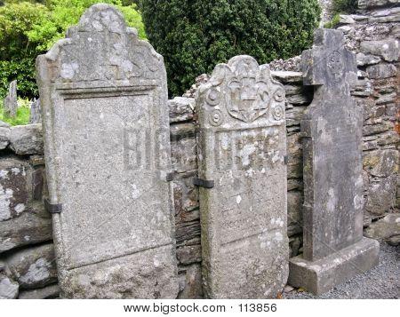 Christian Ledger From Glendalough, Wicklow Mountains, Ireland
