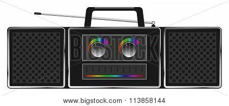 Vector Stereo Radio