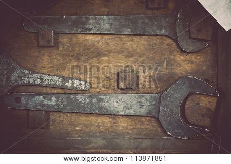 Very Big Wrenches