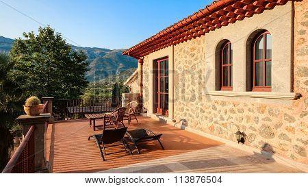Majorca Balearic house in Balearic islands Mediterranean architecture of Mallorca